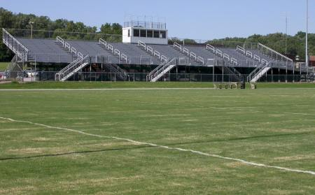 Charleston Southern University Buccaneer Football Field - capacity 4,000 people